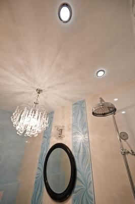 Альбом: Матовый натяжной потолок в ванной, 5 кв.м.. Фото: 191